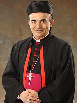 Bishop Elias Zaidan